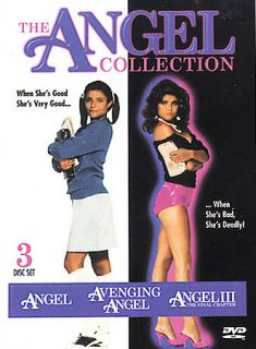 The Angel Collection DVD, 2003, 3 Disc Set