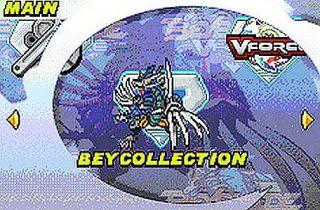 Beyblade VForce Ultimate Blader Jam Nintendo Game Boy Advance, 2003