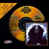 Bob Dylans Greatest Hits 24K Gold by Bob Dylan CD, Jul 2012, Audio