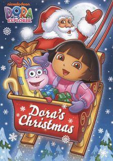 Dora the Explorer   Doras Christmas DVD, 2009