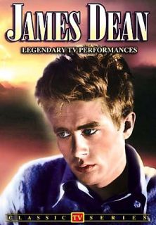 James Dean Classic Television Collection DVD, 2007
