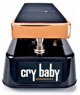 Dunlop Joe Bonamassa Signature Cry Baby Guitar Effect Pedal