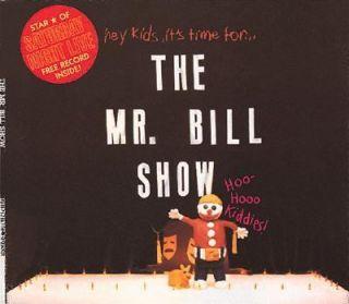The Mr. Bill Show Star of Saturday Night by Walter Williams 1979