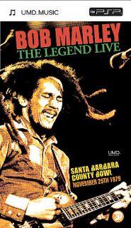 Bob Marley and the Wailers   The Legend Live UMD, 2005