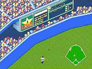Sporting News Baseball Super Nintendo, 1994