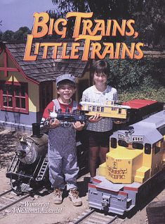 Big Trains, Little Trains DVD, 2005