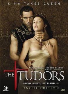 Tudors   The Complete Second Season DVD, 2009, Canadian