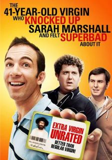 The 41 Year Old Virgin Who Knocked Up Sarah Marshall and Felt Superbad