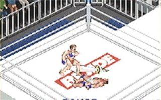Fire Pro Wrestling Nintendo Game Boy Advance, 2001