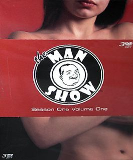 The Man Show   The Complete First Season DVD, 2005, 6 Disc Set