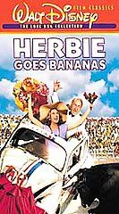 Herbie Goes Bananas VHS, 2000, The Love Bug Collection