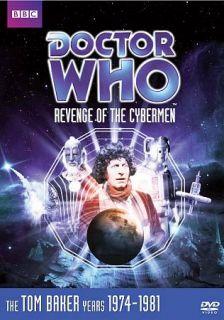 Doctor Who   Revenge of the Cybermen DVD, 2010