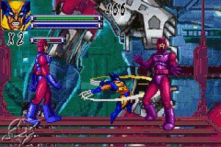 Men Reign of Apocalypse Nintendo Game Boy Advance, 2001