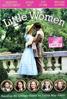 Little Women DVD, 2007, 2 Disc Set