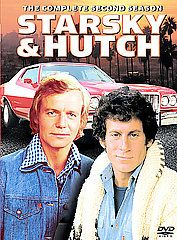 Starsky Hutch   The Complete Second Season DVD, 2004, 5 Disc Set