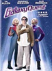 Galaxy Quest DVD, 2000, Widescreen