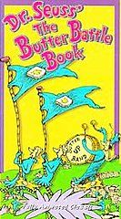Dr. Seuss   The Butter Battle Book VHS, 1990