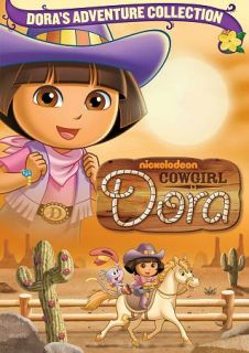 Dora the Explorer   Cowgirl Dora DVD, 2012