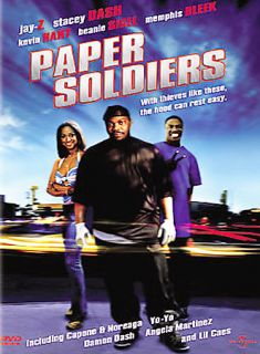 Paper Soldiers DVD, 2003