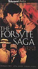 The Forsyte Saga   Series 2 VHS, 2004, 4 Tape Set