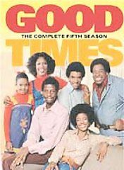 Good Times   The Complete Fifth Season DVD, 2005, 3 Disc Set