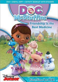 Doc McStuffins Friendship Is the Best Medicine DVD, 2012