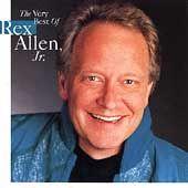 Very Best of Rex Allen Jr. by Jr. Rex Allen CD, Oct 1994, Warner Bros