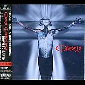 Down to Earth by Ozzy Osbourne CD, Jan 2004, Sony Music Distribution