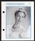 Yvonne de Carlo Atlas Movie Star Biography Photo Card