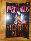 Stephen King The Waste Lands Paperback Book The Dark Tower Book 3 Good