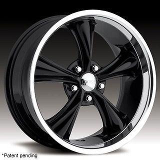 wheels rims, 18x8 + 18x9.5, fits CHEVY CAMARO CHEVELLE NOVA IMPALA