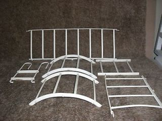 Vintage 1980s BARBIE Doll Dream House Swimming Pool Replacement Rails