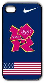 2012 London Olympic Team USA Custom Nike iPhone Hard case 4, 4S