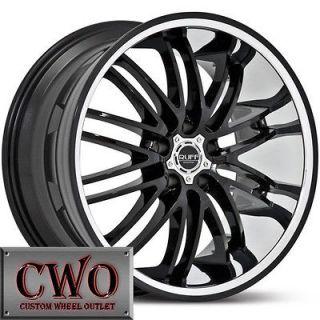 Newly listed 20 Black Ruff R941 Wheels Rim 5x114.3 5 Lug Mustang 350Z