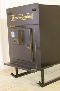 Wood Burning Stove Hot Water Heating Furnace Boiler 200,000 BTU