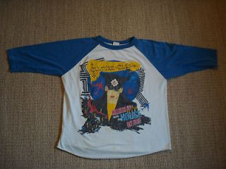 Culture Club Raglan Jersey T Shirt Waking up the House on Fire Tour