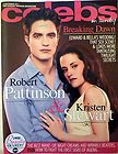 ROBERT PATTINSON KRISTEN STEWART TAYLOR LAUTNER TWILIGHT UK MAGAZINE