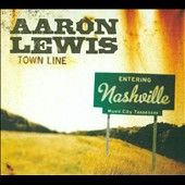 Lewis, Aaron Town Line CD ** NEW **