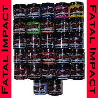 Panic Cream Formula Semi Permanent Hair Color Dye At Fatal Impact