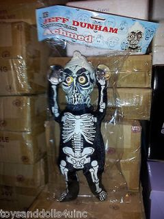 Jeff Dunham ACHMED Window Cling Doll 4ur Car!