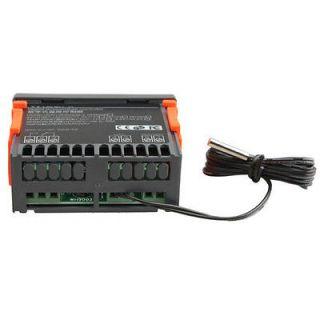 AC 110V Digital Temperature Controller Electronic Thermostat Aquarium