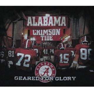 Alabama Crimson Tide Football T Shirts   Geared For Glory   Bama