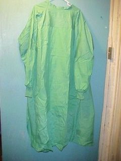 PATIENT XLARGE Hospital GOWNS Open Back Ties POLYESTER /COTTON HOME