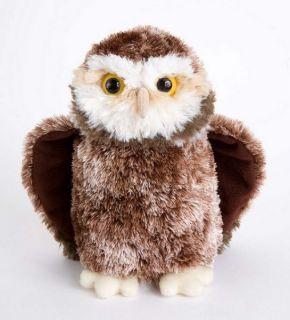 Douglas Cuddle Toys 7 Plush MOON LIGHT Owl ~NEW~