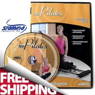 aero pilates dvd
