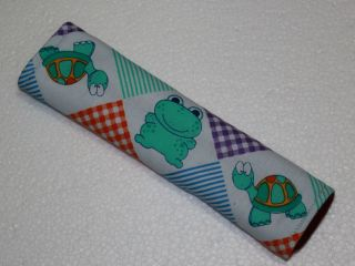 Handmade Booster/Adult Car seat belt cover   Multi Animals