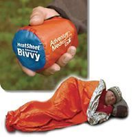 SOL Emergency Bivvy Bivy Sleeping Bag AMK Scouts Camping Hunting