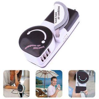 Portable Handheld USB Mini Air Conditioner Cooler Fan