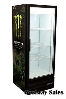 Beverage Air MT 12 Glass Door Cooler Merchandiser Refrigerator Monster