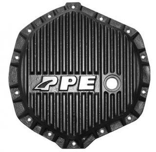 PPE Rear Differential Cover   Black 01 12 Chevy Silverado & GMC Sierra